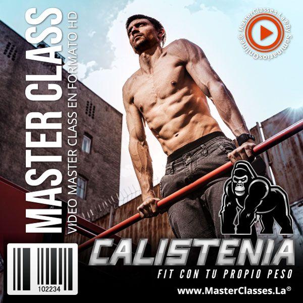 Calistenia fit con tu propio peso by reverso academy cursos online clases