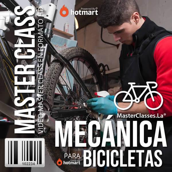 Mecanica de Bicicletas by reverso academy cursos online clases