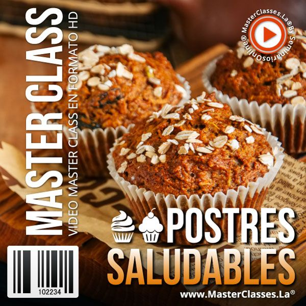 Postres saludables by reverso academy cursos online clases
