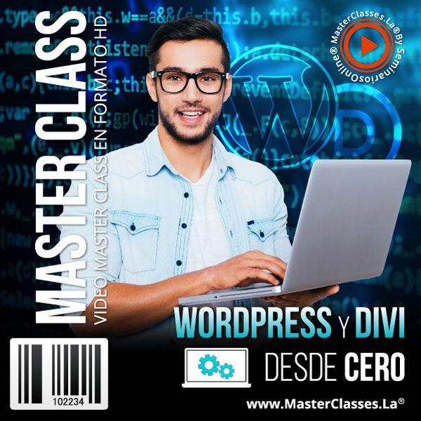 Wordpress y Divi desde Cero by Reverso Academy