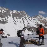 Devant le Petit-Mont-Blanc