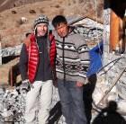 mon ami Karma à Langtang...
