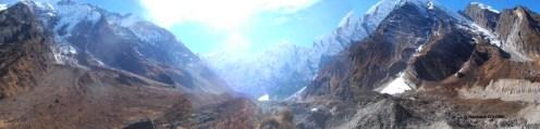 panorama sur les Ganesh...