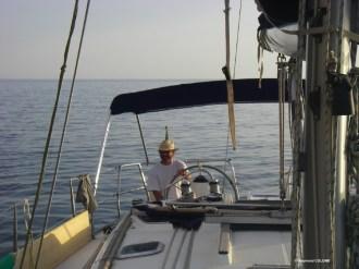 Raymond COLOMB, accompagnateur en Montagne et skipper