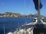 côte Nord est de Vulcano