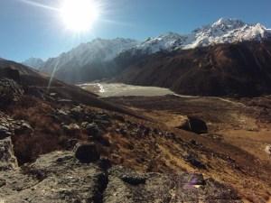 Haute-vallée du Langtang...