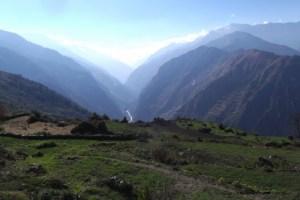 De Ganghing, la vallée de la Trisuli