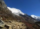 Népal, Rolwaling, le Chekigo ( 6257m)