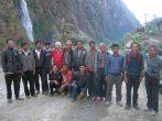Népal, Rolwaling, Chetchet