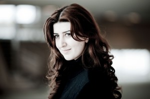 Nareh Arghamanyan. Foto: Marco Borggreve