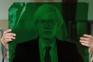 Andy Warhol 1981. Foto: Thomas Hoepker/Magnum Photos