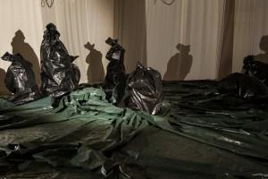 Die ewige Wiedergeburt des Mülls. Foto: Jochen Riese