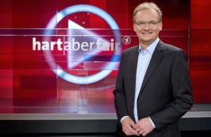 """Hart aber fair"": Moderator Frank Plasberg (Bild: © WDR/Klaus Görgen)"
