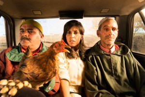 Maya (Reem Kherici) muss sich unversehens in Marokko zurechtfinden. (Bild: © polyband Medien GmbH)