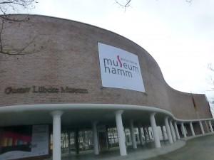 Das Gustav-Lübcke-Museum in Hamm. (Foto: Bernd Berke)