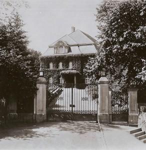 Die Stockey-Villa zu Günther Quandts Lebzeiten. (Bild: Stadtarchiv Ennepetal)