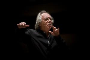 Der Residenz-Künstler der Philharmonie Essen: Philippe Herreweghe. Foto: Bert Hulselmans