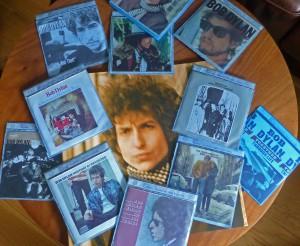 Ein paar Sachen aus dem Plattenregal. (Foto: BB)