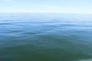 Fürwahr ein schwacher Trost - und doch beruhigt der Anblick des Meeres. (Foto: BB)