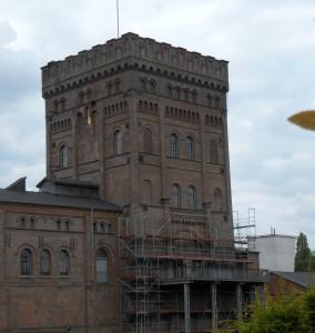 Malakowturm der Zeche Hannover (Foto Pöpsel)