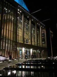 Das Müpa-Kulturzentrum in Budapest. Foto: Werner Häußner
