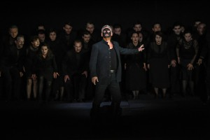 Otello. Foto: Hans-Jörg Michel/Deutsche Oper am Rhein