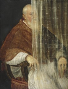 "Tizian: ""Bildnis des Filippo Archinto"" (© Philadelphia Museum of Art: John G. Johnson Collection - Foto: Philadelphia Museum of Art)"