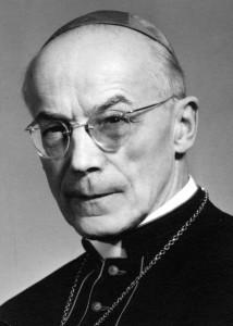 Joseph Kardinal Frings. Foto: Historisches Archiv des Erzbistums Köln AEK, Bildsammlung