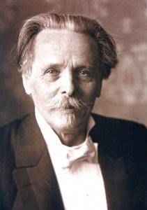 Karl May auf einem Foto von Erwin Raupp aus dem Jahr 1904. (Foto: Karl-May-Museum, Radebeul bei Dresden