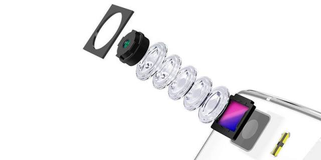 Cubot S600 Samsung Lens explosion