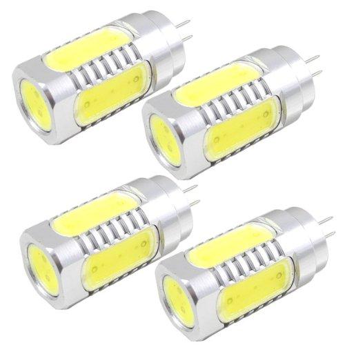 MENGS Pack de 4 Bombillas LED para lámparas