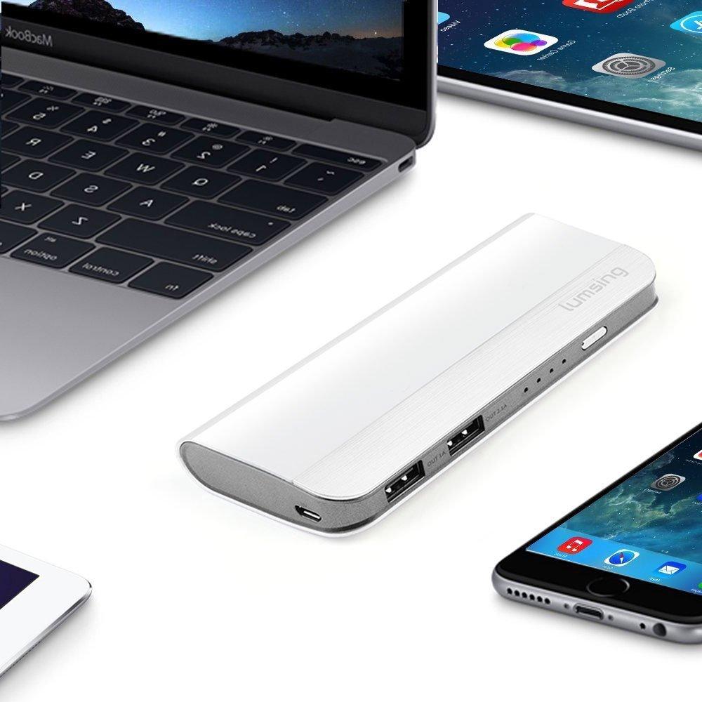 Lumsing® 10400mAh Batería externa
