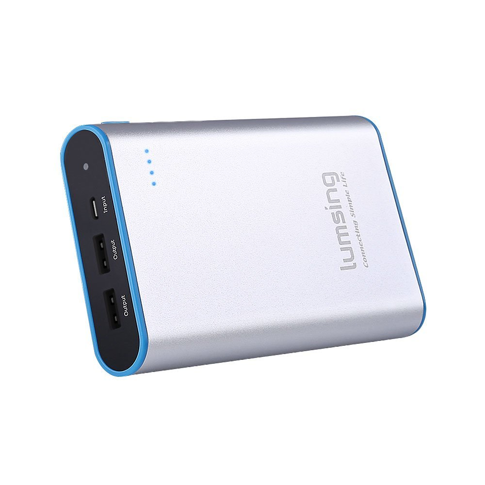 Lumsing® Batería externa 13400mAh Grand A1 Plus