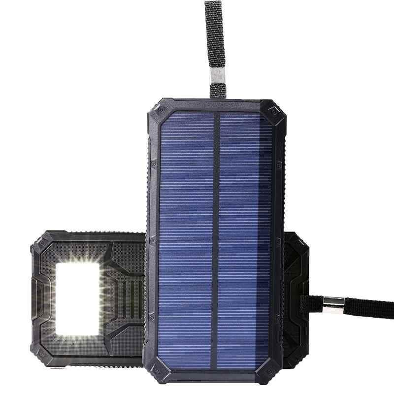 Batería solar 15000 mAh – Powerbank solar