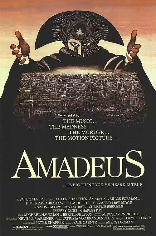 Amadeus: A Great Mass Of Death