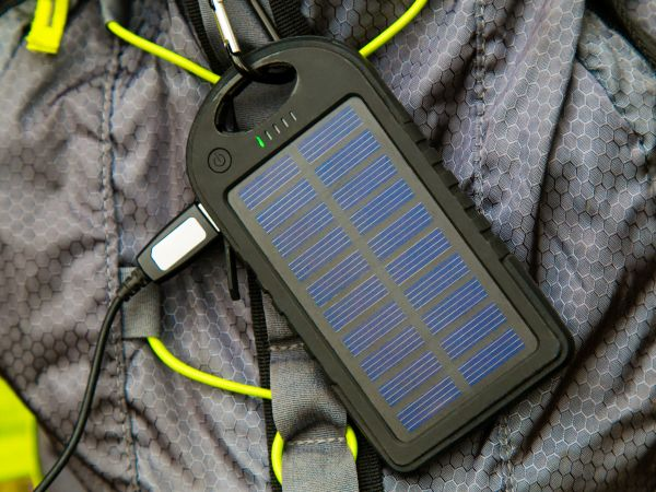 Power banlk solar