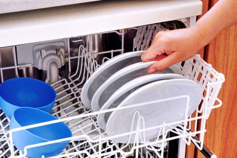 Piatti nella lavastoviglie