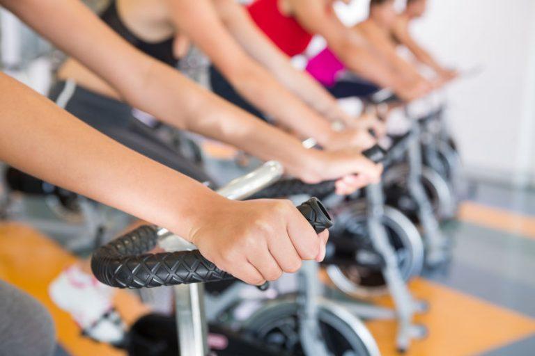 Serie di bici da spinning