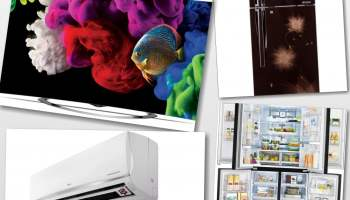 LG Range of Eco-Friendly Products Towards Social Responsibility Leadership