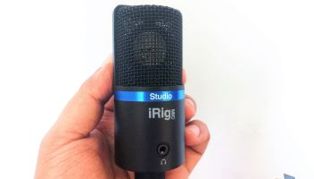 iRig Mic Studio Review with Sound Sample