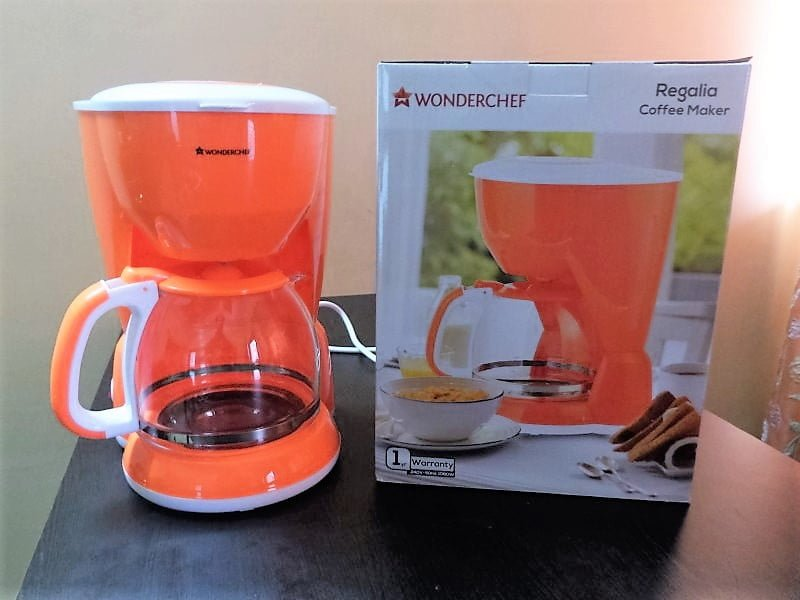 Wonderchef Coffee Maker Review CM 936A Review Center