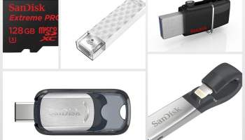 SanDisk Launched New Range of Next Generation Storage Devices