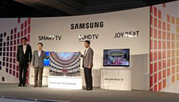 Samsung New 2016 TV Models