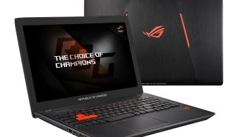 ASUS (ROG) unveils Strix GL553 Compact Gaming Notebook