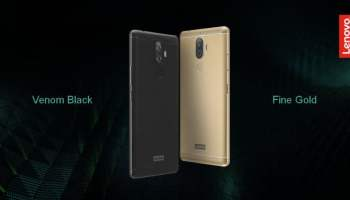 Lenovo K8 Note launched in India starting at Rs. 12,999