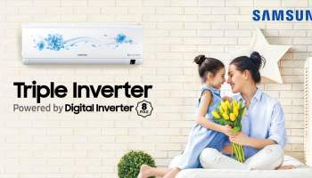 Samsung Triple Inverter ACs for 2019 Series Launched In India