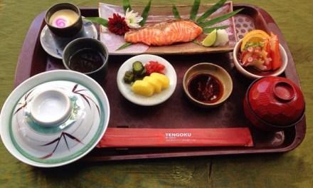 พร้อมรับลมหนาวกับร้านอาหารญี่ปุ่น Tengoku-Yaki สาขานิมมาน ซอย 5