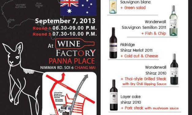 Wine club project 2 Australia!