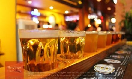 Beer Republic : สวรรค์ของคนรักเบียร์เชียงใหม่