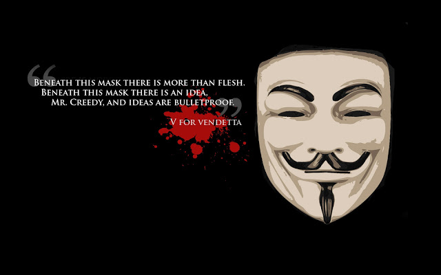 V for Vendetta (2005) – ข้าขอทวงคืนความยุติธรรมให้ปวงชน 7/10